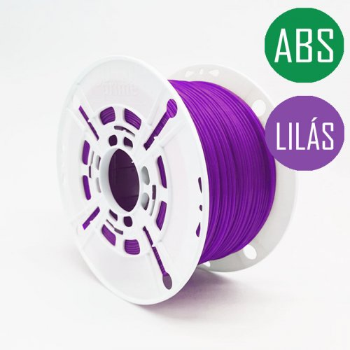 FILAMENTO 3D PRIME ABS LILAS 1,75MM 500G