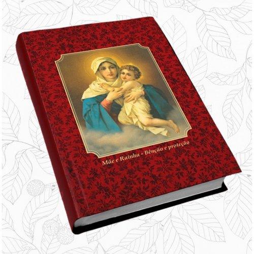 Caderno Mãe Rainha de Schoenstatt