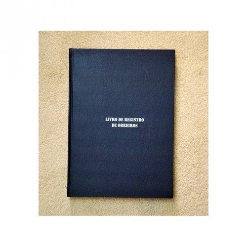 Livro de Registro de Obreiros