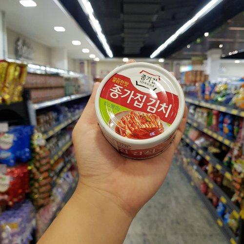 Jonga Kimchi Original 160g