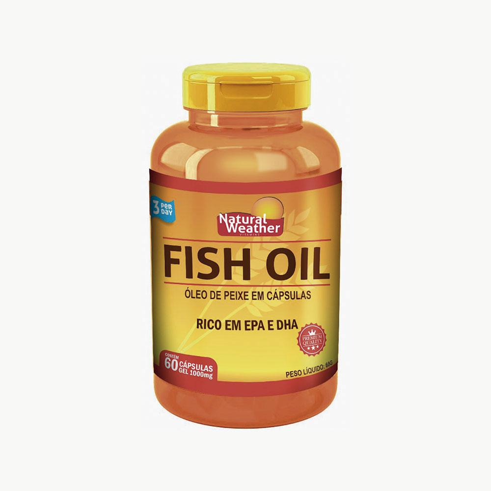 092ed9463 Fish Oil 1000mg (60soft.) Natural Weather