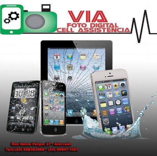 Manutenção em celulares