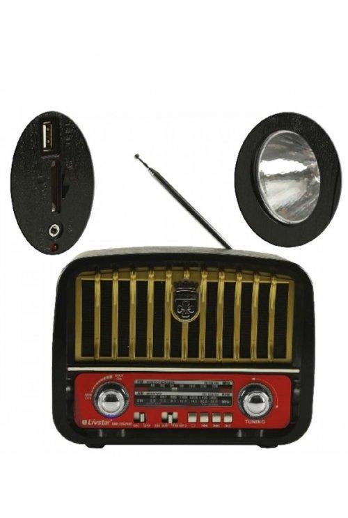 RADIO AM/FM/USB/SD LIVSTAR VÁRIOS MODELOS