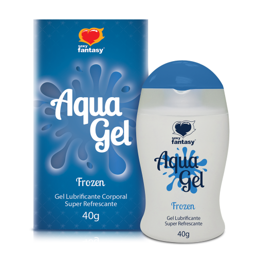 AQUAGEL FROZEN ICE 40G