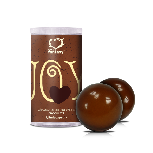 BOL. AROMÁTICA JOY C/2 - CHOCOLATE