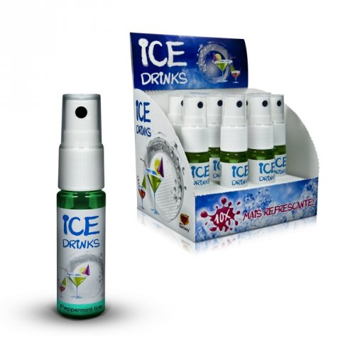 ICE DRINKS - PEPPERMINT 15ML