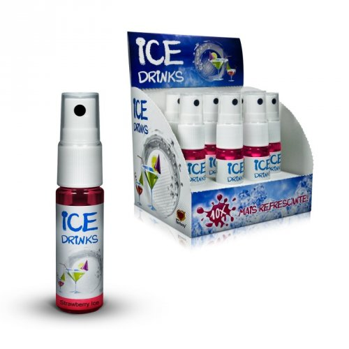 ICE DRINKS - STRAWBERRY 15ML