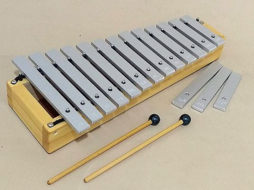 Glockenspiel Orff Soprano 16 tons (C6 a A7)