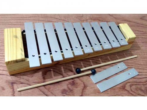 Metalofone Orff Soprano 12 Tons (C5 a E6)
