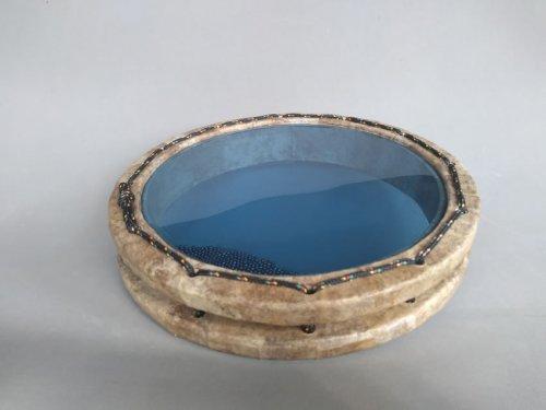 Tambor de Mar (Ocean Drum) Tamanho Médio - Membrana Lisa