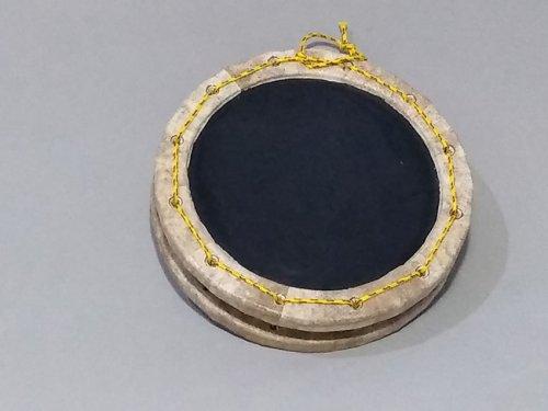 Tambor de Mar (Ocean Drum) Tamanho Mini - Membrana Lisa