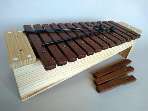 Xilofone Orff Contralto 16 Tons (C4 a A5)