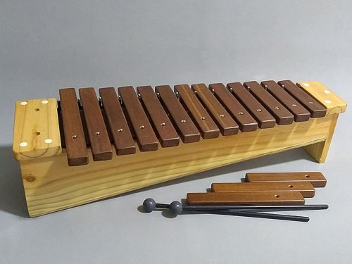 Xilofone Orff Soprano 16 Tons (C5 a A6)