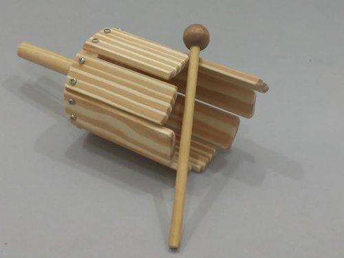 Xylo-Tong 08 Linguetas Mini - com Punho