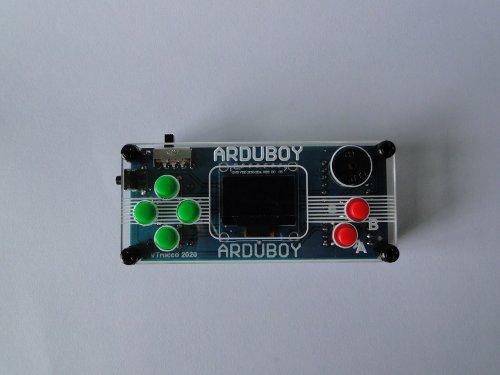 Kit de montagem Arduboy