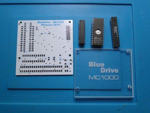 Kit Blue Drive MC1000 #1