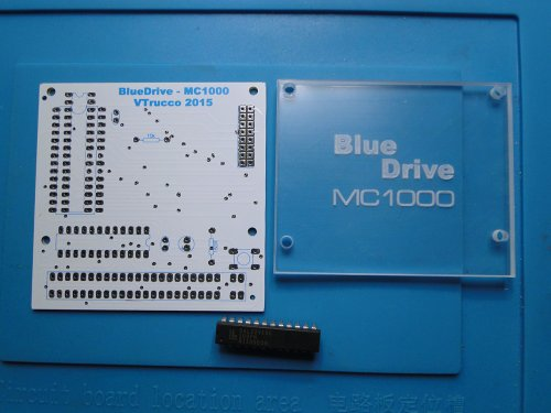 Kit Blue Drive MC1000 #2