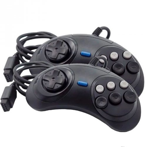 Pacote 1 mouse e 2 joysticks para Multicore