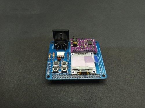 """Raspberry Pi """"hat"""" Emulador MT-32"""