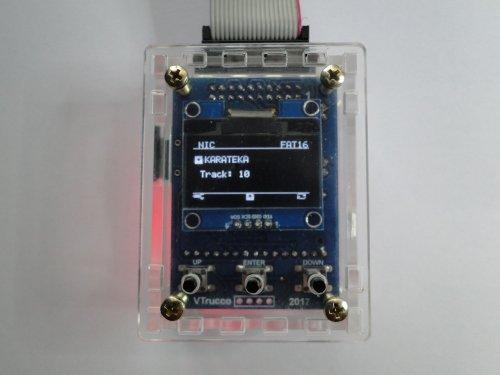 SDisk II para Apples (Display maior)