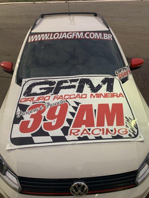 Bandeira GFM Lona