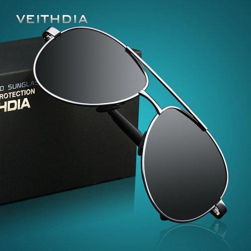 Óculos de Sol UV400 e Polorizado Veithdia