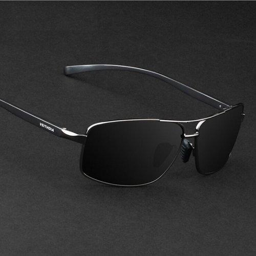 Óculos de Sol VEITHDIA lente Polarizada HD