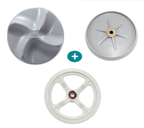 Batedor/Agitador Completo New Pioneer Colormaq Original