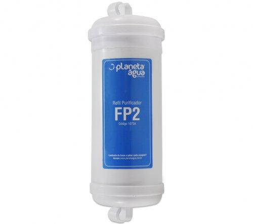 Filtro (Refil) FP2 para Purificadores Líder, Top Life, Beliere e Outros - Compatível