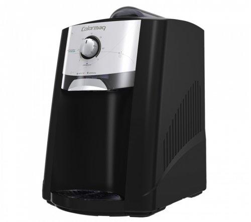 Purificador de Água Colormaq Refrigerado Compressor Preto