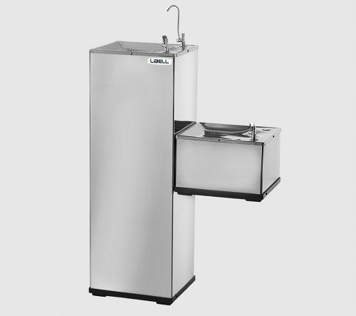 Purificador De Água de Pressão Libell Press Side Inox