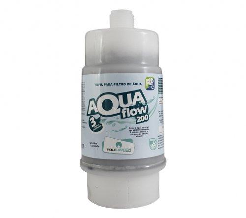 Refil Filtro Acquaflow 200 - Compatível AP200