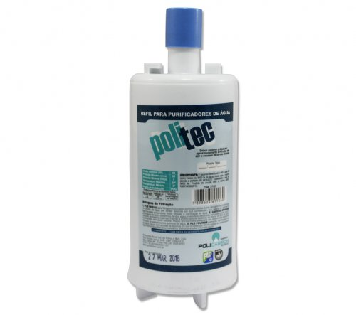Filtro (Refil) Esmaltec Acqua 7 Compatível - Policarbon
