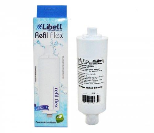 Refil Flex para Purificador Acquaflex Libell Original