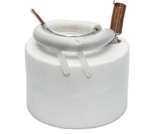 Reservatório de Alumínio Completo para Bebedouro Master (CGA) Libell