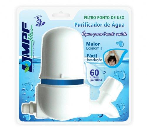 Torneira Filtro Purificador de Água Completo MPF