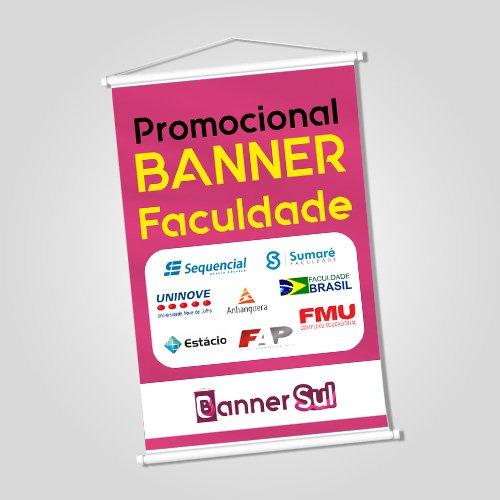 Banner Impresso para Faculdade