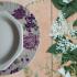 Miniatura - Capas de Sousplat Floral Roxo 6 peças