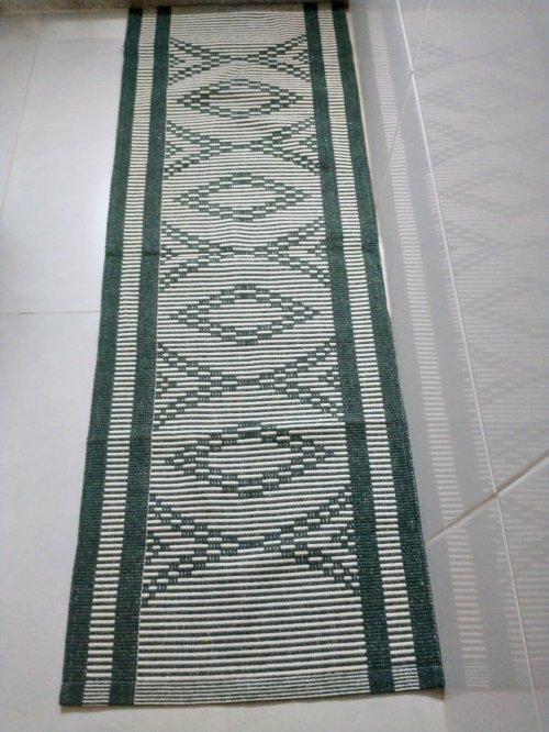 Passadeira Artesão Verde