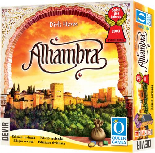 Alhambra: Edição Revisada