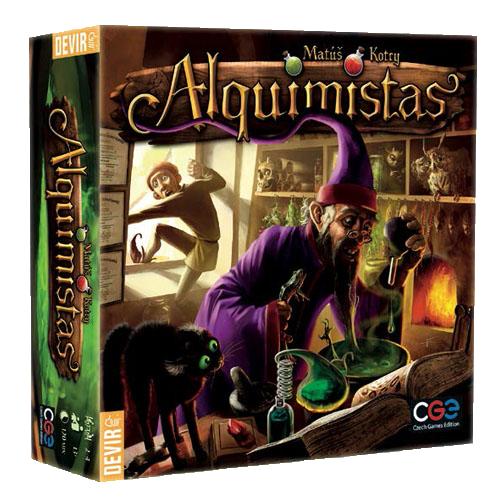 Alquimistas (pronta entrega)