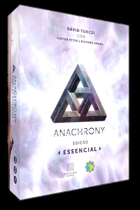 Anachrony: Edição Essencial (pré-venda)