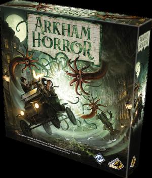 Arkham Horror (3ª edição) (pré-venda)