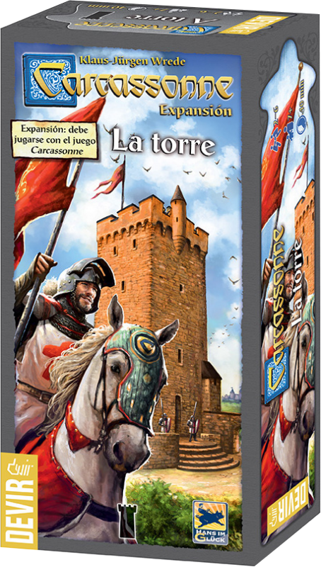 Carcassonne: A Torre