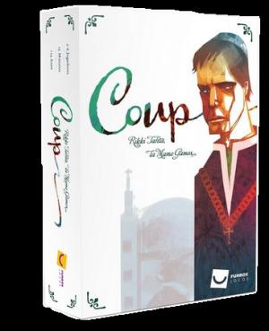 """Coup - 2a Edição (inclui exp. """"A Reforma"""")"""
