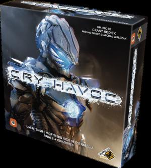 Cry Havoc (pré-venda)
