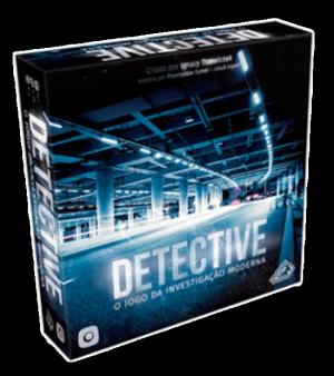 Detective: O Jogo da Investigação Moderna (pré-venda)