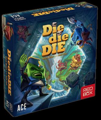 Die die DIE! (pronta entrega)