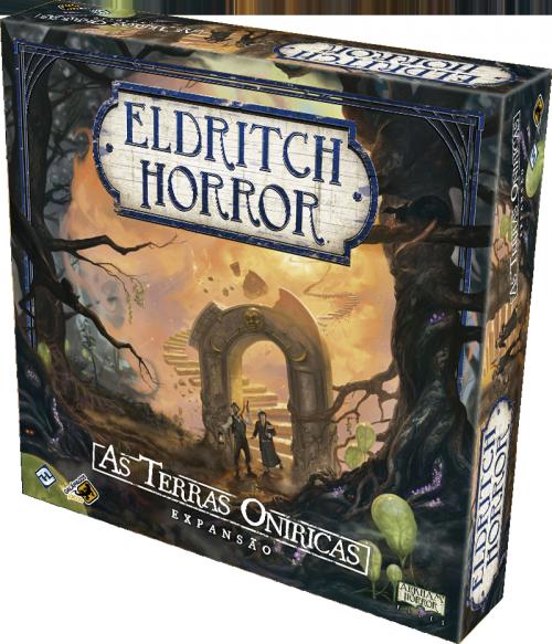 Eldritch Horror: Terras Oníricas