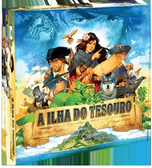 Ilha do Tesouro (pré-venda)